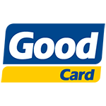 good-card-logo-vector